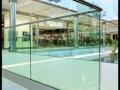Easy Glass EVO Side Mount Floated Glass Balustrade