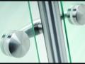 Glass Adaptor for Floated Glass Balustrade