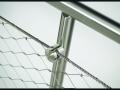 Q-Web Stainless Steel Balustrade
