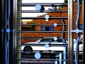 Designer Stainless Steel Security Gate