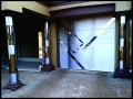 Stainless Steel Pillar & Garage Cladding